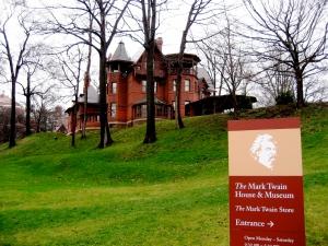 Where Twain was happiest